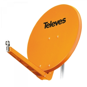 7903 Antena satelitarna QSD 85 Al.G3 orange