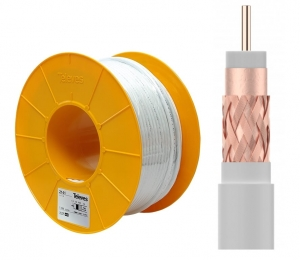 2141 Kabel T100 full miedź 1 mb