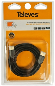 494502 Kabel HDMI 3m Televes